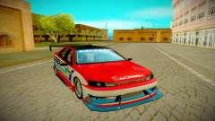 Peugeot 406 SX для GTA San Andreas