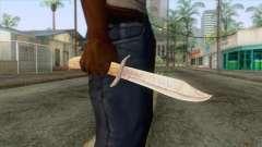 Dead Rising 2 - Bowie Knife для GTA San Andreas