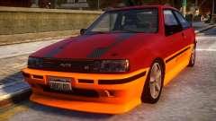 Futo Hatchback V1 для GTA 4