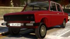VAZ 2106 Wrangler Fara для GTA 4