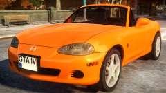 Mazda Miata MX 5 для GTA 4