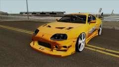 Toyota Supra JDM для GTA San Andreas