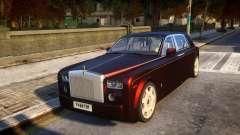 2008 Rolls-Royce Phantom Extended Wheelbase для GTA 4