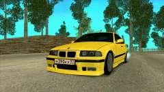 BMW E36 для GTA San Andreas