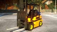 Two Seater Forklift BETA для GTA 4