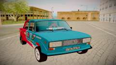 VAZ 2105-06 для GTA San Andreas