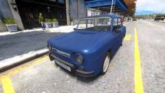 Dacia 1100 для GTA 4