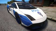 Lamborghini Gallardo LP570-4 2011 Turkey Police