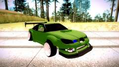 Nissan 240SX Subaru WRX для GTA San Andreas