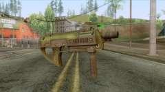 TEK Z-10 Submachine Gun для GTA San Andreas