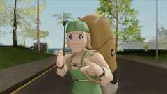 Pokemon - Hiker для GTA San Andreas