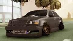 Toyota Crown S170 VIP для GTA San Andreas