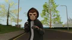 Space Monkey Street Artist From GTA V для GTA San Andreas