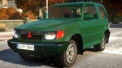 1995 Mitsubishi Pajero для GTA 4