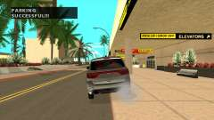 Parking Your Vehicle для GTA San Andreas
