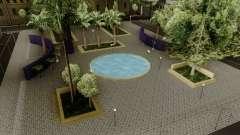 New Pershing Square для GTA San Andreas