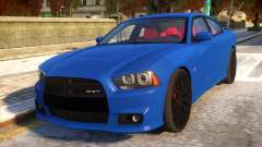 Dodge Charger SRT8 2013 Beta 0.9 для GTA 4