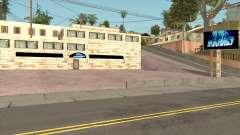 Клуб Малибу для GTA San Andreas