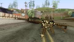 P416 Assault Rifle для GTA San Andreas