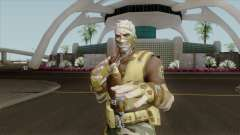 Overwatch Soldier 76 Commando 76 для GTA San Andreas