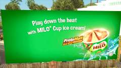 Malaysia Billboard Pack 1 для GTA San Andreas