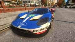 2016 Ford GT LM для GTA 4