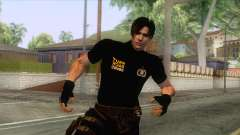 Leon Intel Cop Skin 2 для GTA San Andreas