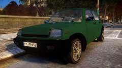 Renault PK для GTA 4