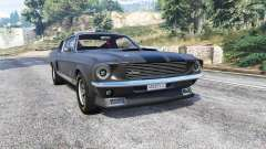 Shelby GT500 1967 tuning [replace] для GTA 5