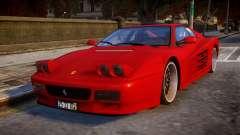 ViP Ferrari 512 для GTA 4