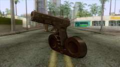 Glock 19 with Extended Magazine для GTA San Andreas