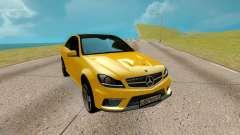 Mercedes-Benz E Class AMG E63 S Sedan для GTA San Andreas