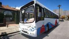 MB 1418 Moroccan-Meknes Bus для GTA 4
