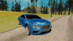 Bentley Continental G для GTA San Andreas