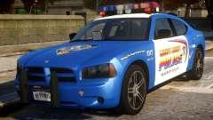 Dodge Charger FXT V6 3.0 для GTA 4