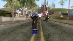 The Doomsday Heist - Pistol v2 для GTA San Andreas