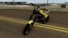 GTA V Maibatsu Sanchez V1 для GTA San Andreas