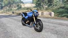 Honda CB 600F Hornet 2013 [replace] для GTA 5