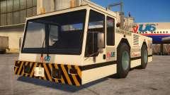 Upgraded Airport Truck для GTA 4