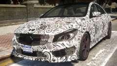 Mercedes CLA AMG Prototype 1.0 для GTA 4