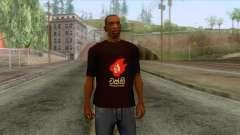 Wasthi T-Shirt для GTA San Andreas