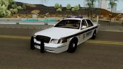 Ford Crown Victoria Sheriff Department для GTA San Andreas