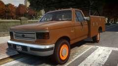 Vapid Sadler Retro Utility Truck для GTA 4
