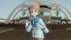 Pokemon Black & White - Hilbert для GTA San Andreas