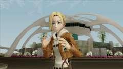 Annie Leonhart Shingeky no Kyojin для GTA San Andreas