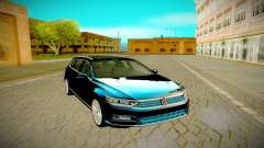 Volkswagen Passat Variant R 2016 для GTA San Andreas