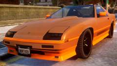 Chevrolet Camaro to Ruiner для GTA 4