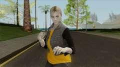 Jill Casual v6 для GTA San Andreas