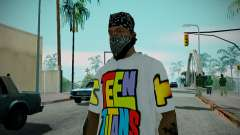 Teen Titans T-Shirt для GTA San Andreas