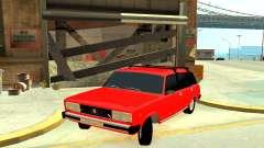 Ваз 2104 CR для GTA 4